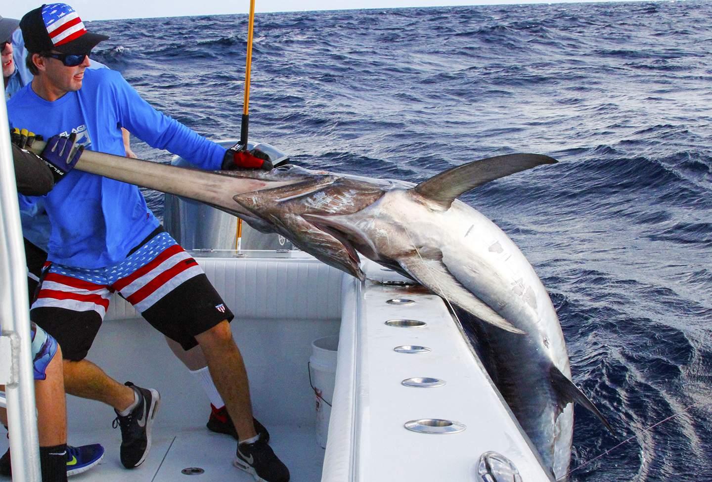 Pelagic Islamorada Swordfish Nick Stanczyk header