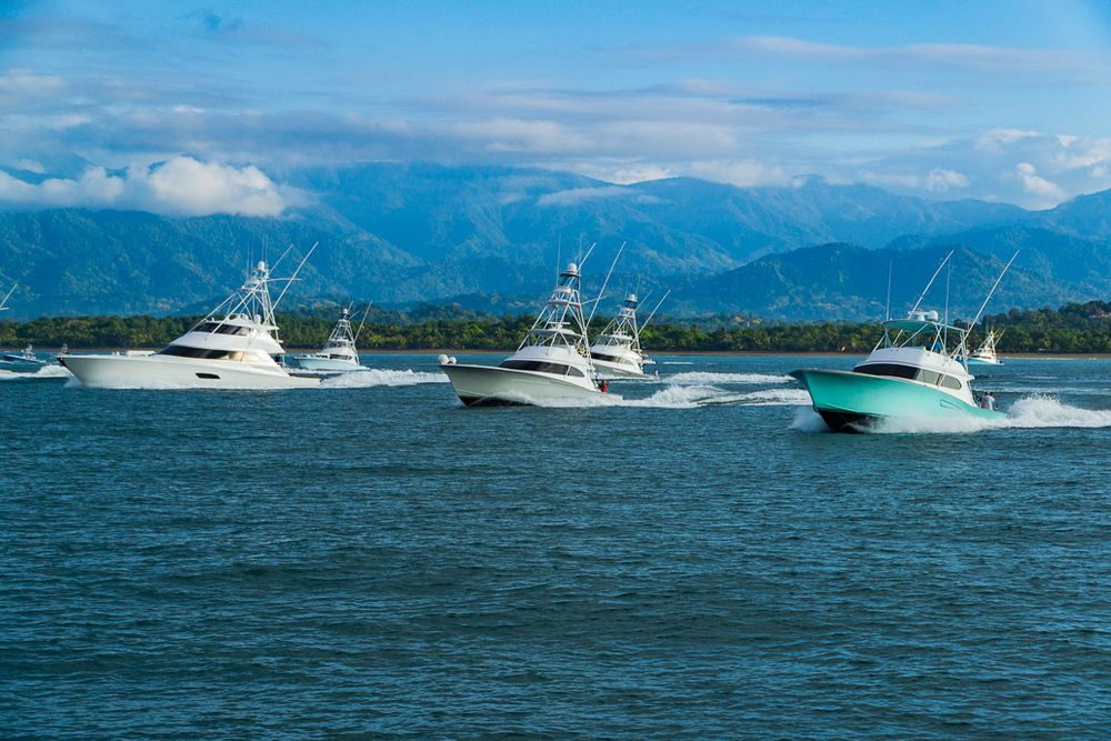 Pelagic Rockstar Offshore Fishing Tournament Costa Rica 41