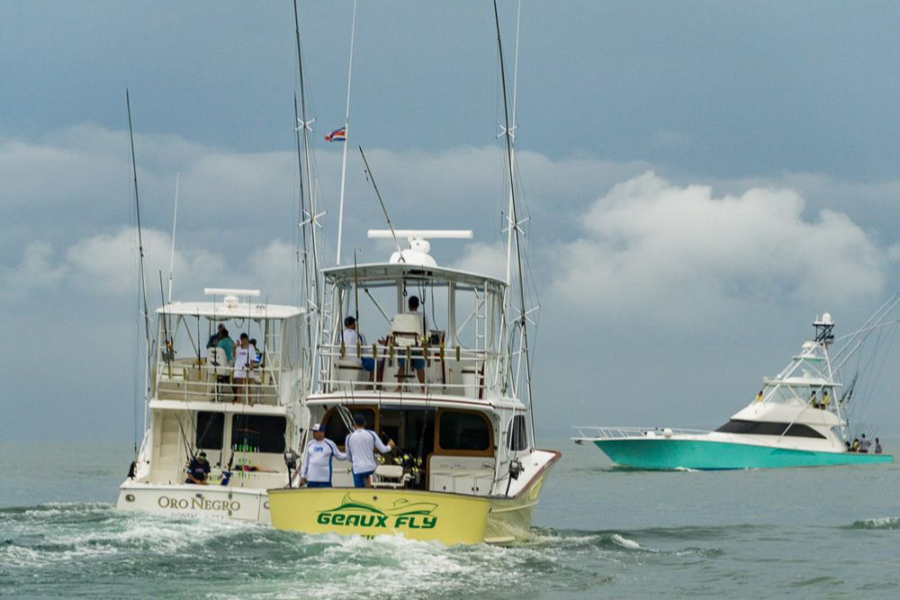 Pelagic Rockstar Offshore Fishing Tournament Costa Rica 50