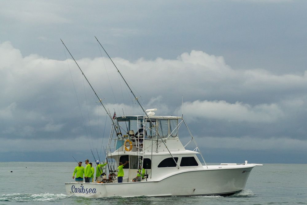 Pelagic Rockstar Offshore Fishing Tournament Costa Rica 52