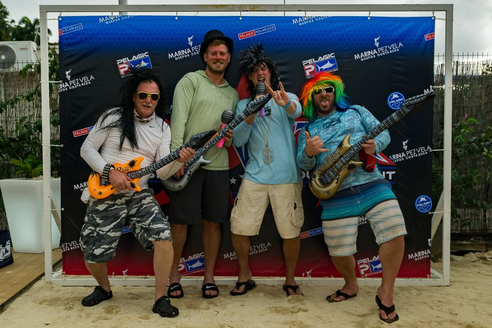 Pelagic Rockstar Offshore Fishing Tournament Costa Rica 53