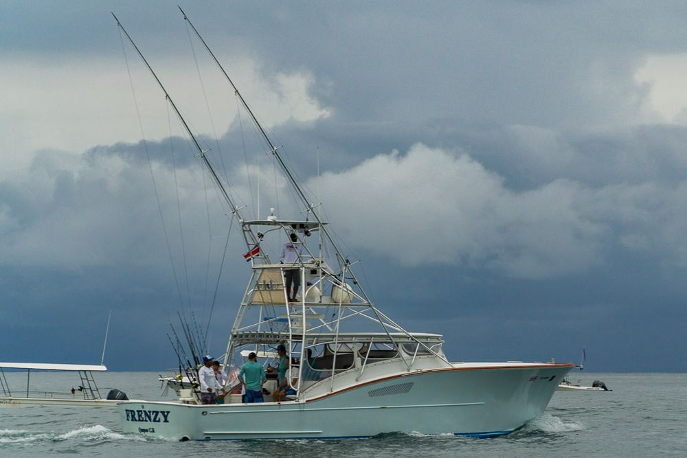 Pelagic Rockstar Offshore Fishing Tournament Costa Rica 54