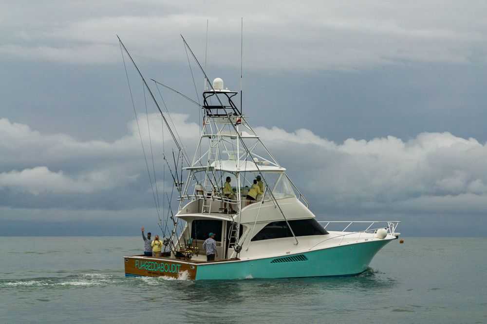 Pelagic Rockstar Offshore Fishing Tournament Costa Rica 57