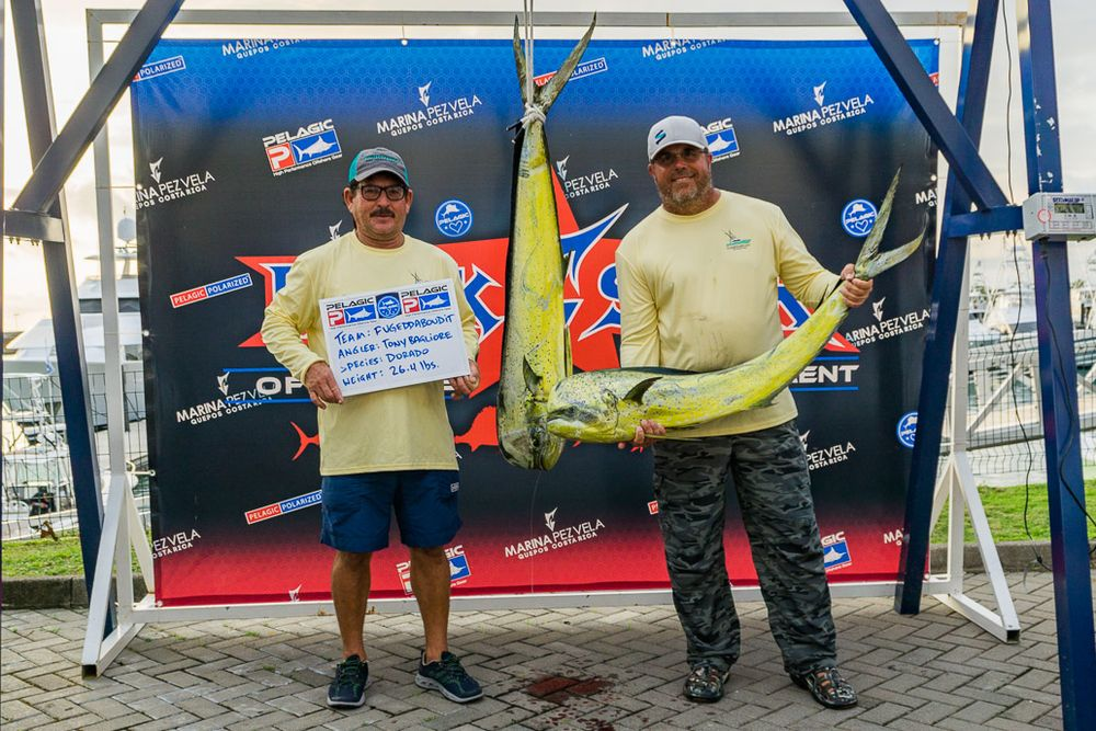 Pelagic Rockstar Offshore Fishing Tournament Costa Rica 58
