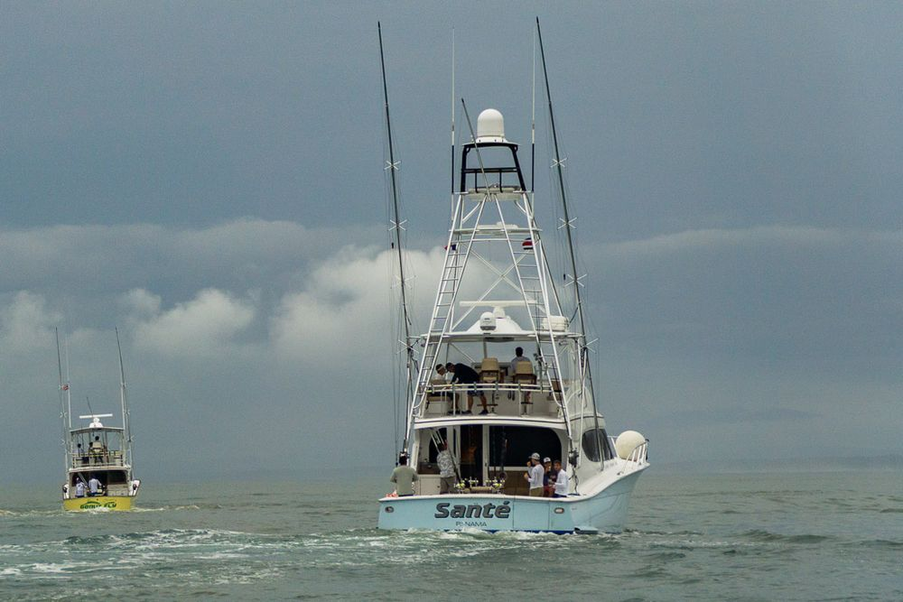 Pelagic Rockstar Offshore Fishing Tournament Costa Rica 60