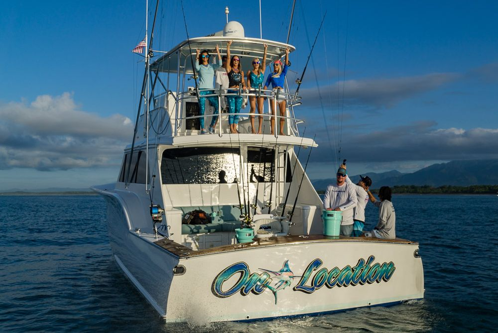 Pelagic Rockstar Offshore Fishing Tournament Costa Rica 43