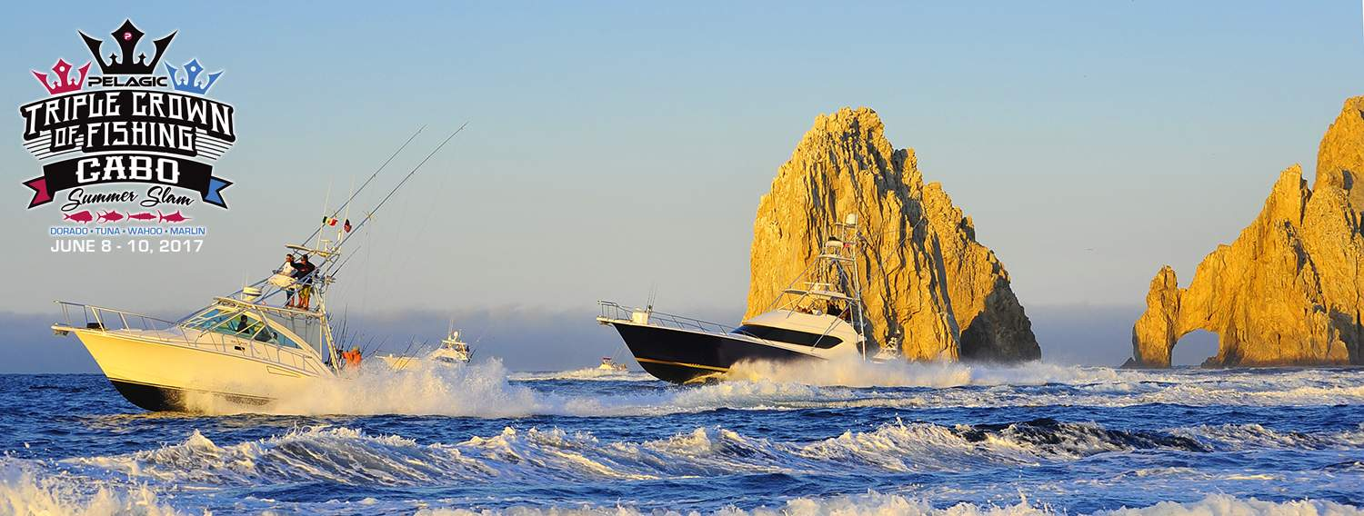 Pelagic Cabo Summer Slam Triple Crown 1