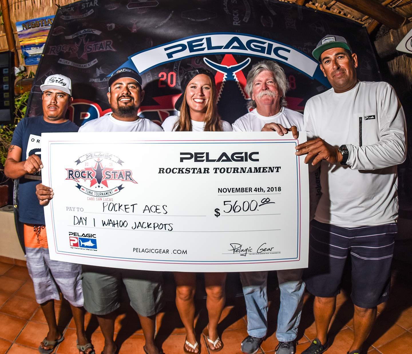 Pocket Aces Check Pelagic Rockstar Tuna Tournament