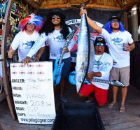 Weigh Station Pelagic Rockstar Tuna Tournament 1