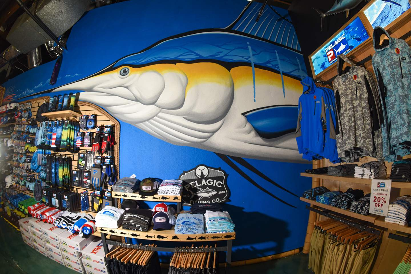 Pelagic California Retail Flagship Store 20