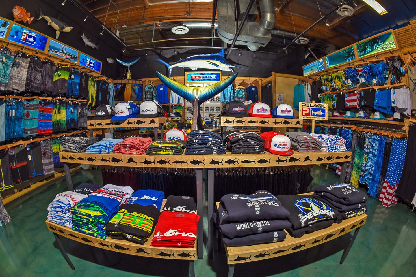 Pelagic California Retail Flagship Store 21