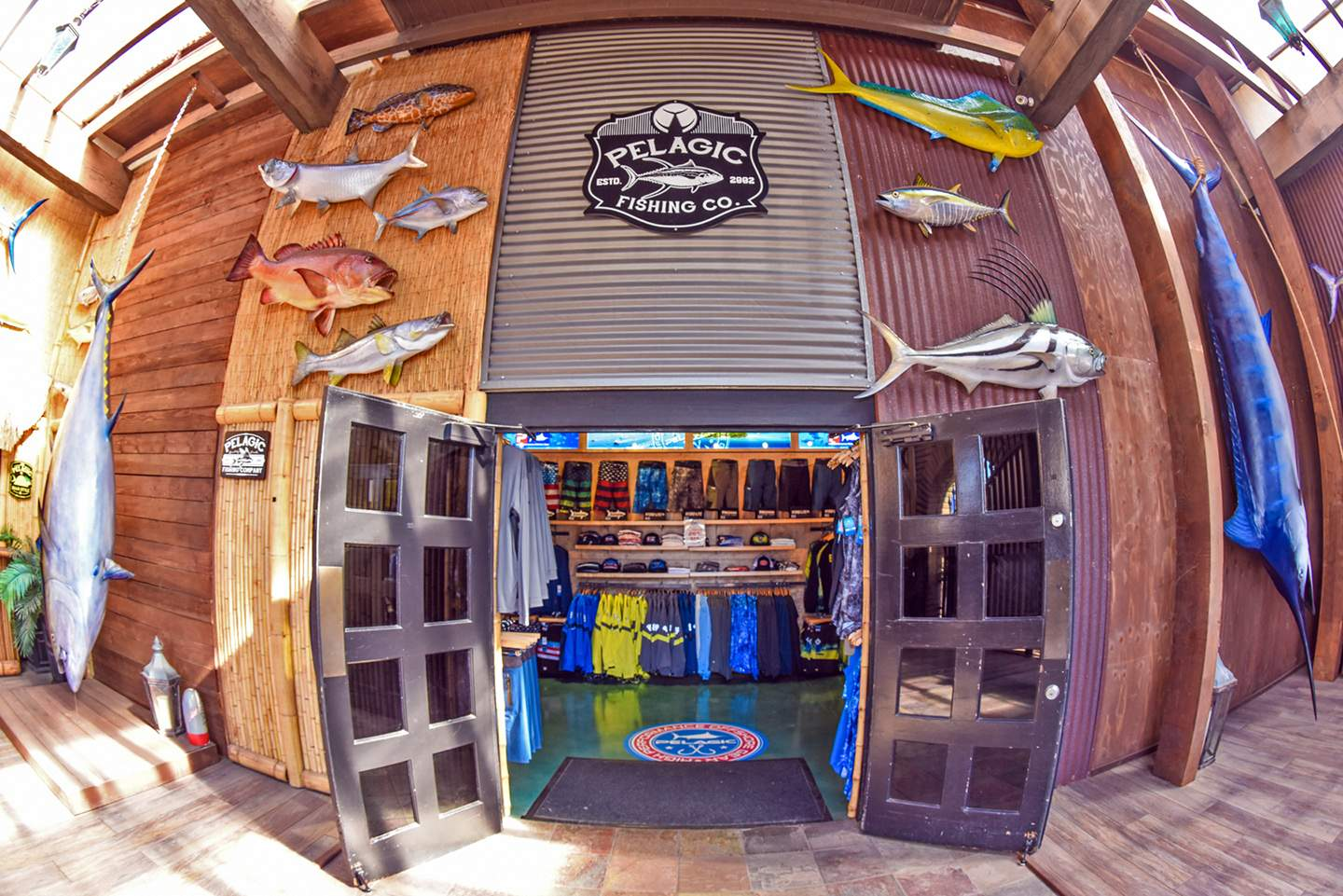 Pelagic California Retail Flagship Store 15
