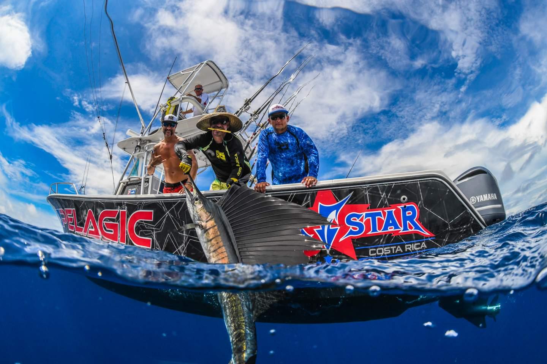 Sailfish Costa Rica_PELAGIC President_Rockstar_Ron Kawaja