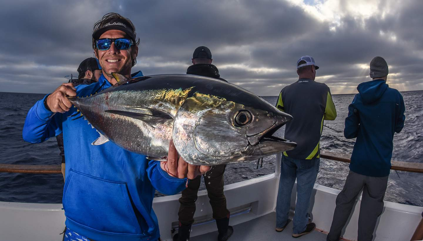 Pelagic Excel Catchin A Buzz Fishing John Nau Tuna