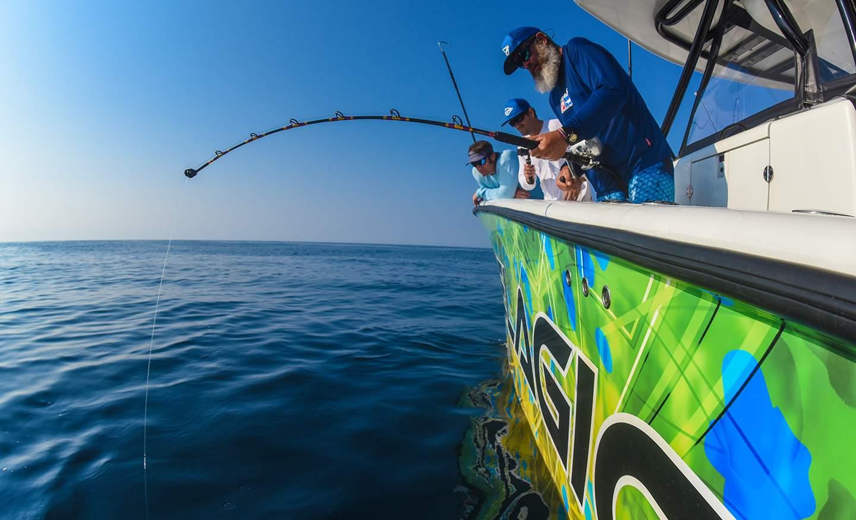 Pelagic Voodoo Sportfishing Gulf 7
