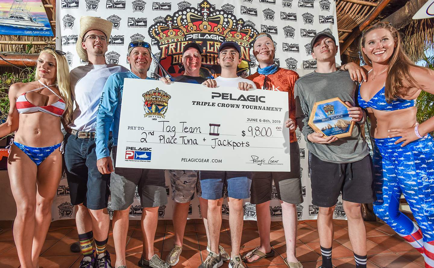 2019 Pelagic Triple Crown Cabo Tag Team III check