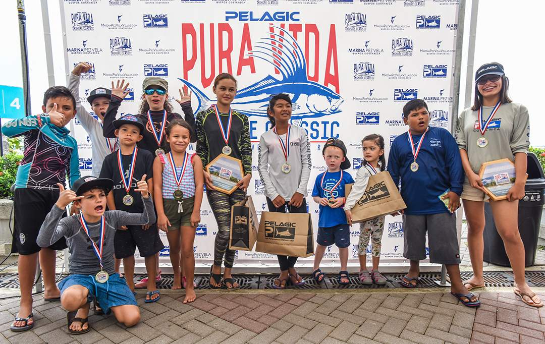 Kids Fishing Derby_Pelagic Pura Vida Inshore Classic