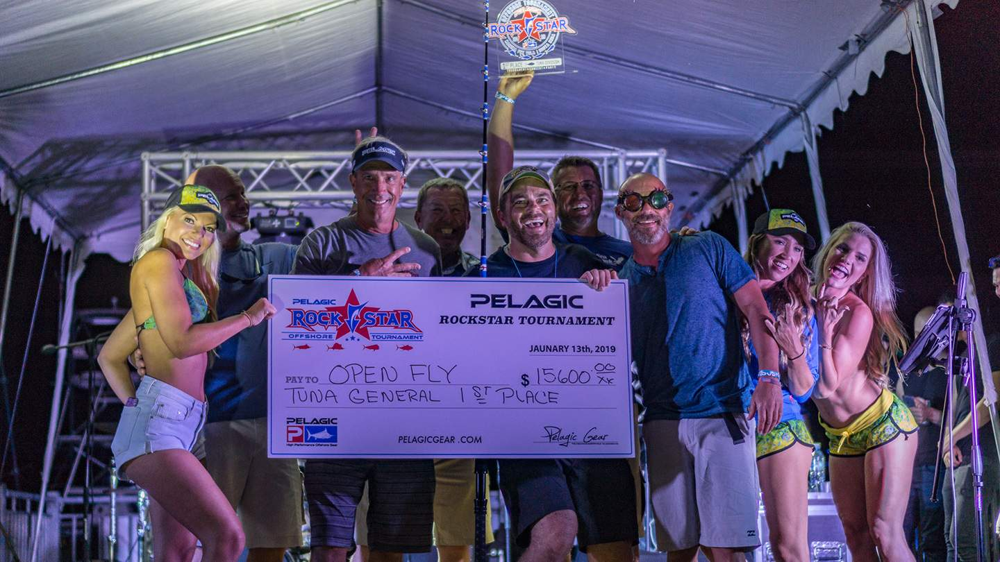 2019 Pelagic Rockstar Offshore Tournament Open Fly Check 2