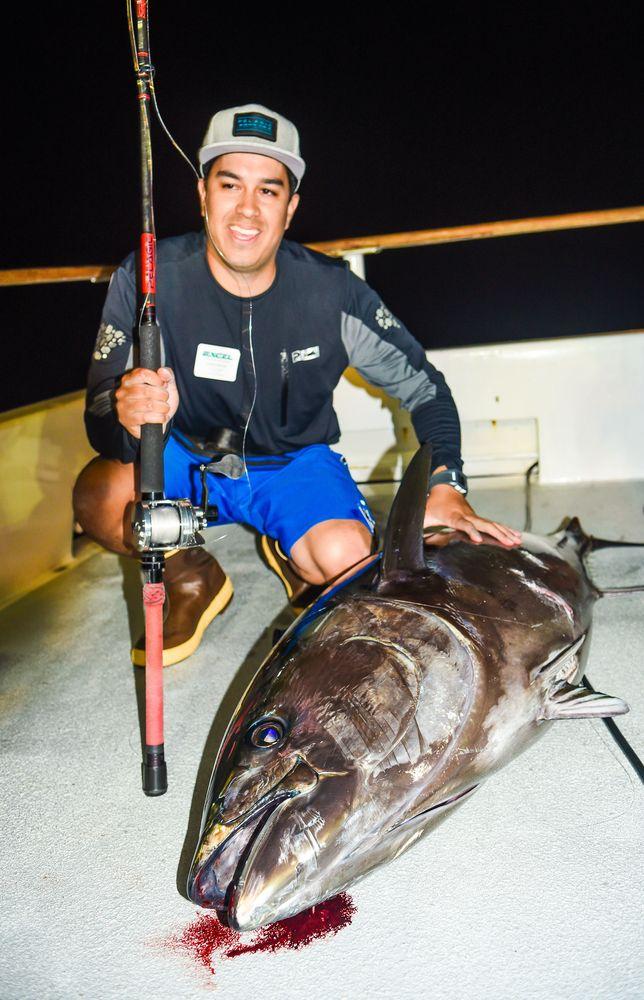 Pelagic Catchin A Buzz Sales Expedition Excel Sportfishing 24