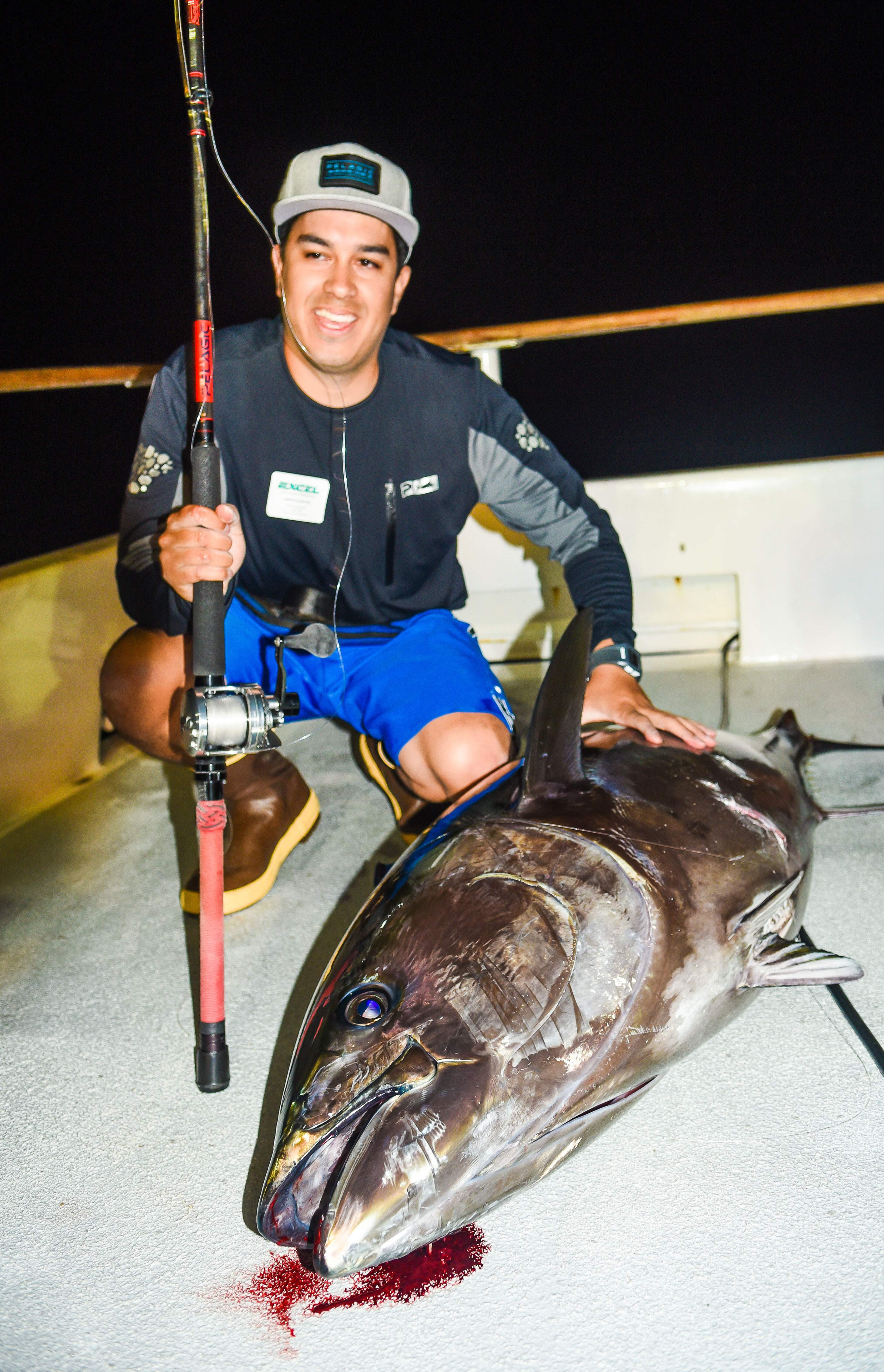 Pelagic Catchin A Buzz Sales Expedition Excel Sportfishing 55