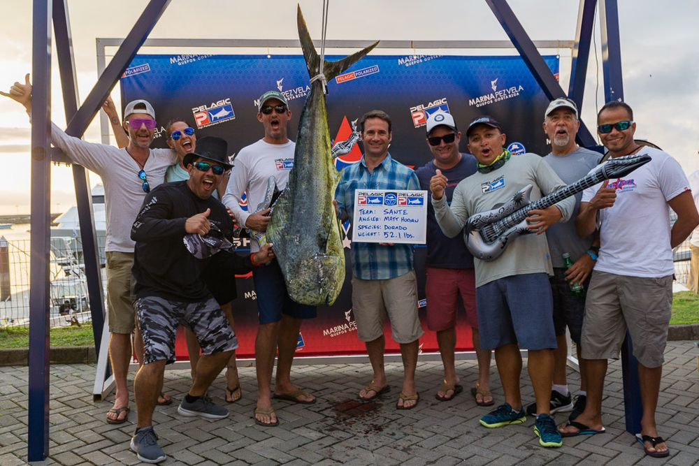 Pelagic Rockstar Offshore Fishing Tournament Costa Rica 61