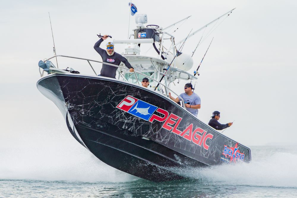 Pelagic Rockstar Offshore Fishing Tournament Costa Rica 64