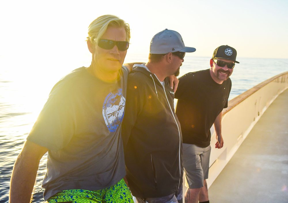 Pelagic Catchin A Buzz Sales Expedition Excel Sportfishing 27