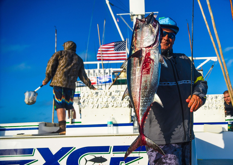 Pelagic Catchin A Buzz Sales Expedition Excel Sportfishing 15