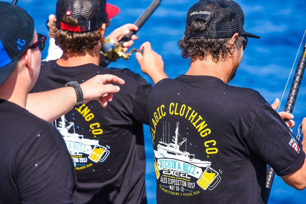 Pelagic Catchin A Buzz Sales Expedition Excel Sportfishing 33