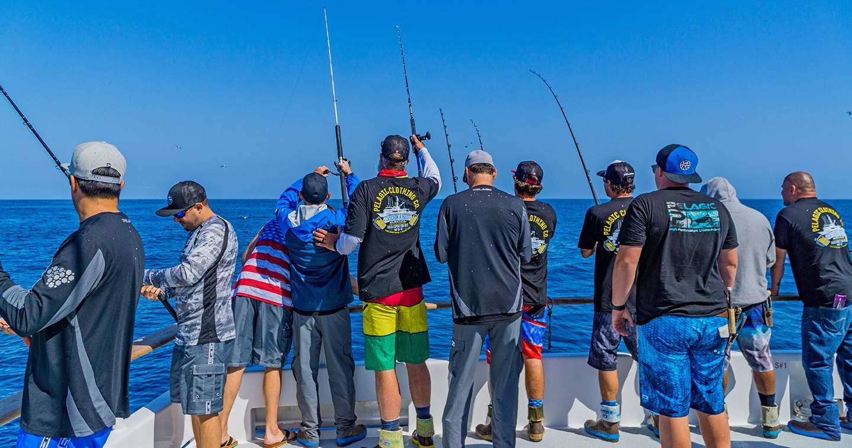 Pelagic Fishing Expo Group Fishing