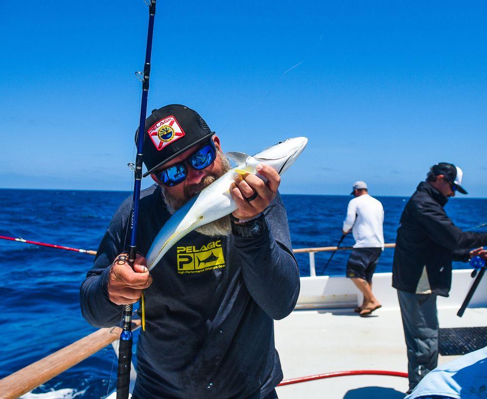 Pelagic Catchin A Buzz Sales Expedition Excel Sportfishing 35