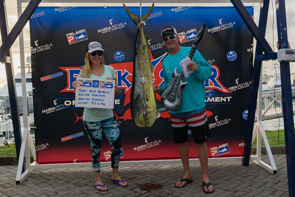 Pelagic Rockstar Offshore Fishing Tournament Costa Rica 78