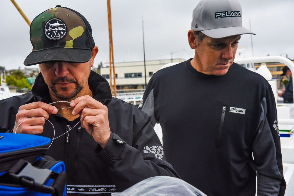 Pelagic Catchin A Buzz Sales Expedition Excel Sportfishing 18