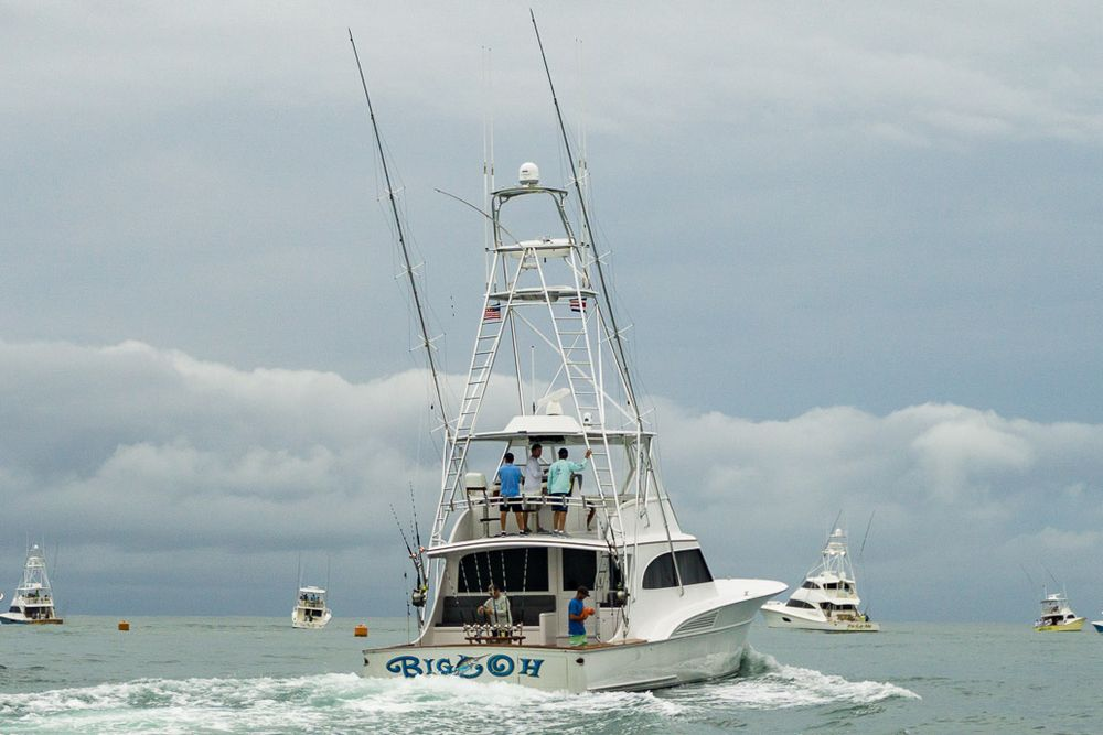 Pelagic Rockstar Offshore Fishing Tournament Costa Rica 79