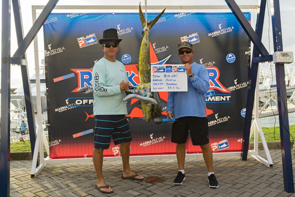 Pelagic Rockstar Offshore Fishing Tournament Costa Rica 81