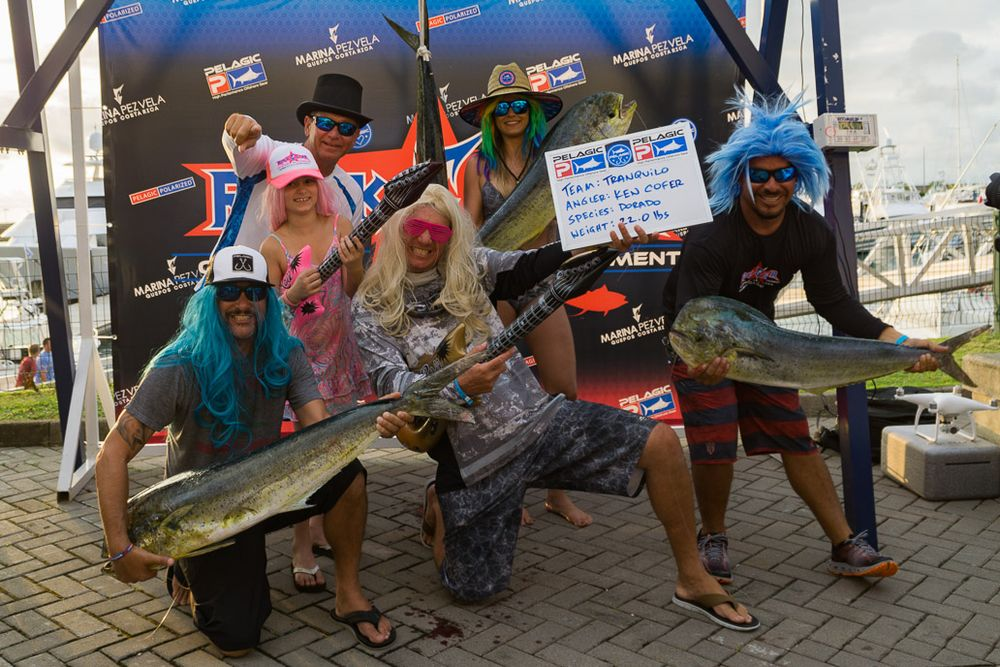 Pelagic Rockstar Offshore Fishing Tournament Costa Rica 91