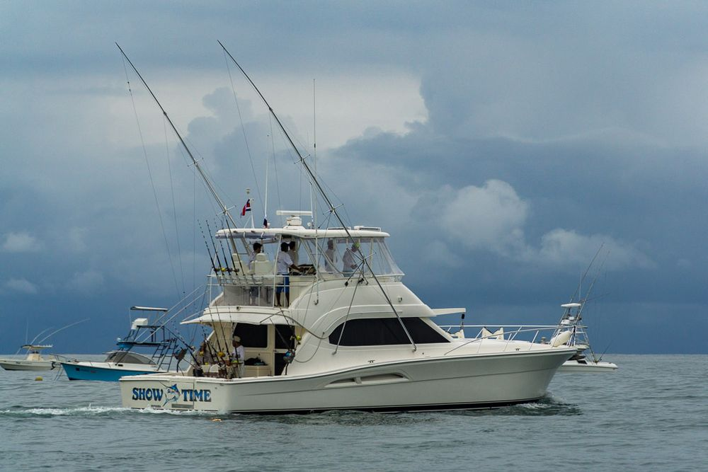 Pelagic Rockstar Offshore Fishing Tournament Costa Rica 93