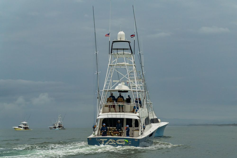 Pelagic Rockstar Offshore Fishing Tournament Costa Rica 95