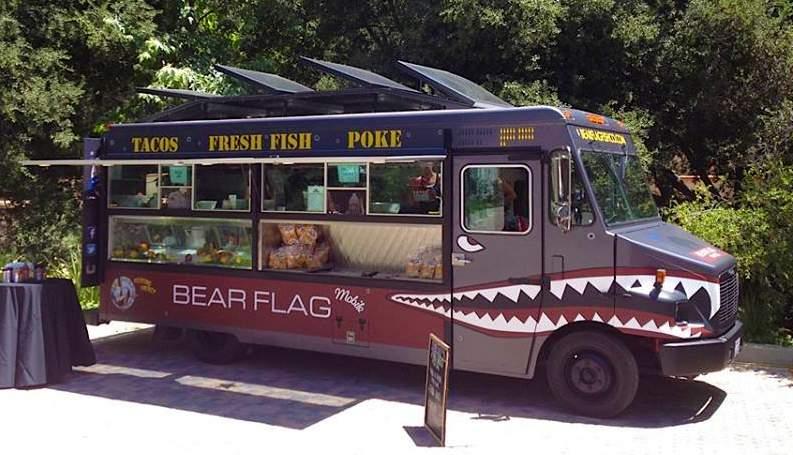 Pelagic Fishing Expo Bear Flag