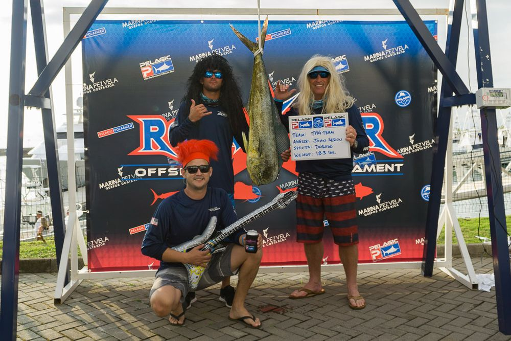 Pelagic Rockstar Offshore Fishing Tournament Costa Rica 96