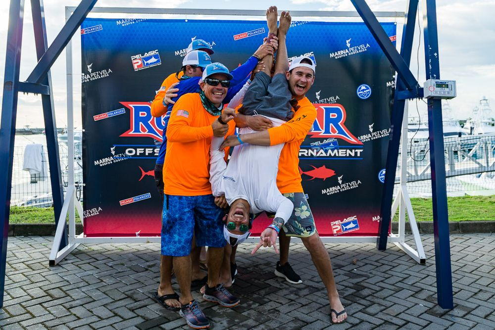 Pelagic Rockstar Offshore Fishing Tournament Costa Rica 98