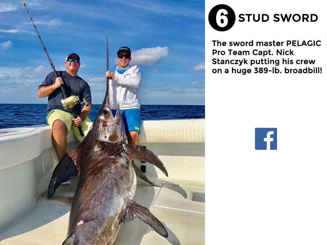 Pelagic Best of December Social Media Fishing 6
