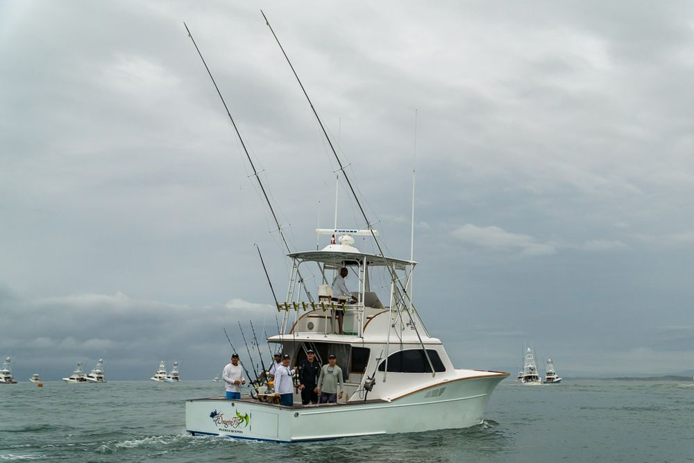 Pelagic Rockstar Offshore Fishing Tournament Costa Rica 47