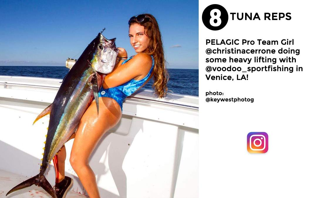 Pelagic Best of August 2017 Fishing Social Media 8