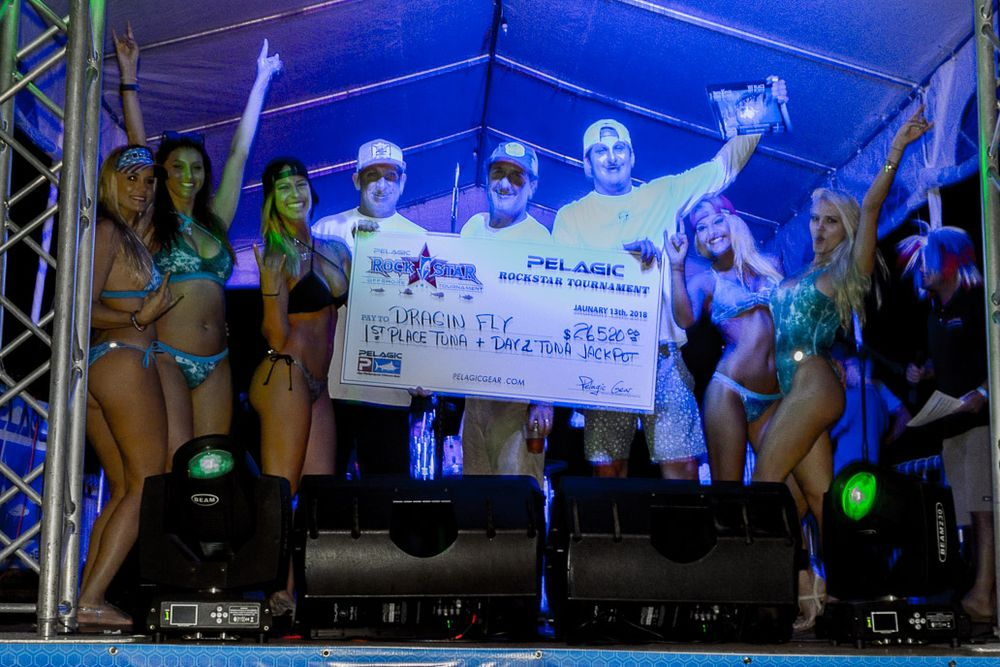 Pelagic Rockstar Offshore Fishing Tournament Costa Rica 48