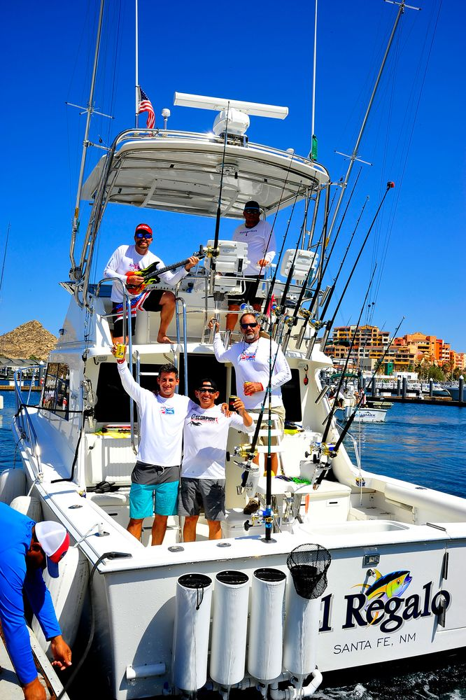 Pelagic Cabo Summer Slam Triple Crown 75