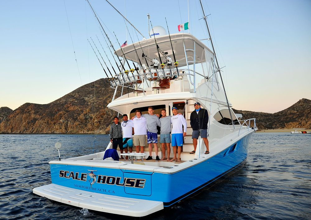 Pelagic Cabo Summer Slam Triple Crown 40