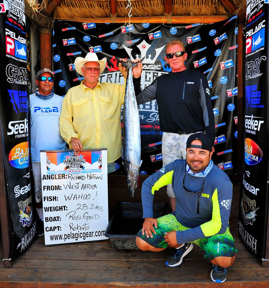 Pelagic Cabo Summer Slam Triple Crown 77