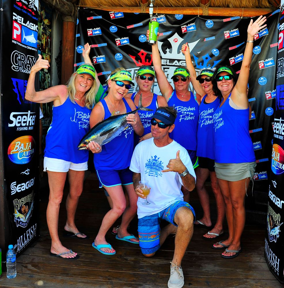 Pelagic Cabo Summer Slam Triple Crown 78