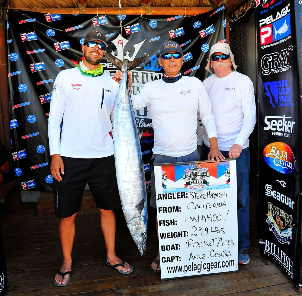 Pelagic Cabo Summer Slam Triple Crown 79
